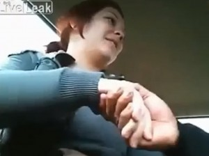 Handschlag mit dem Killer